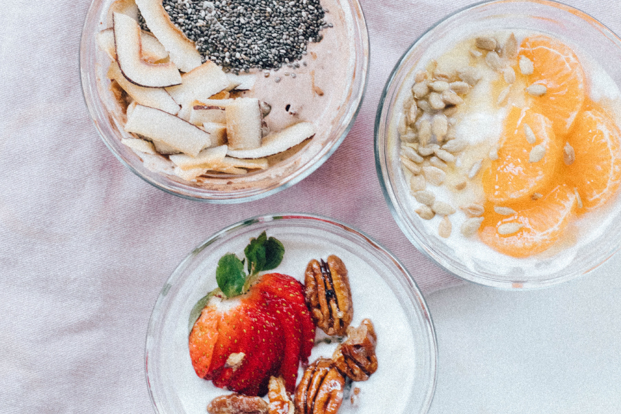 Yogurt-3ways